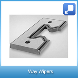 Guide Way Wipers Manufacturers